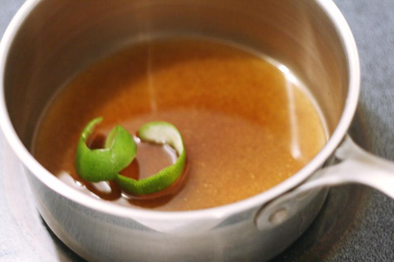 Dissolving Sugar in Tea When The Sugar is Dissolved