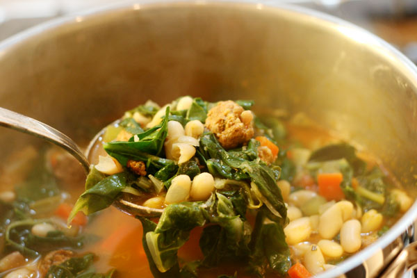 how to prepare silverbeet for cooking