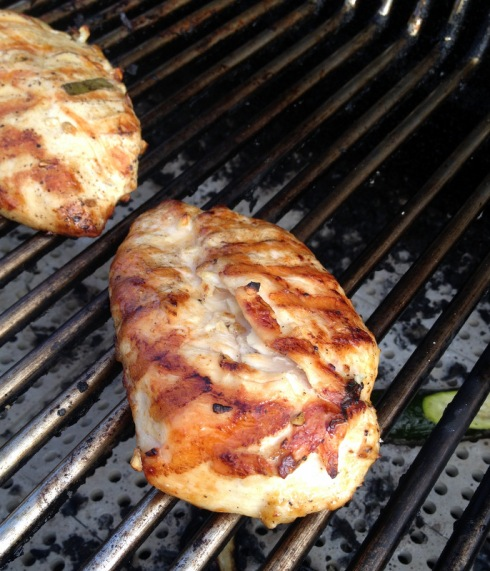 grilled chicken 2